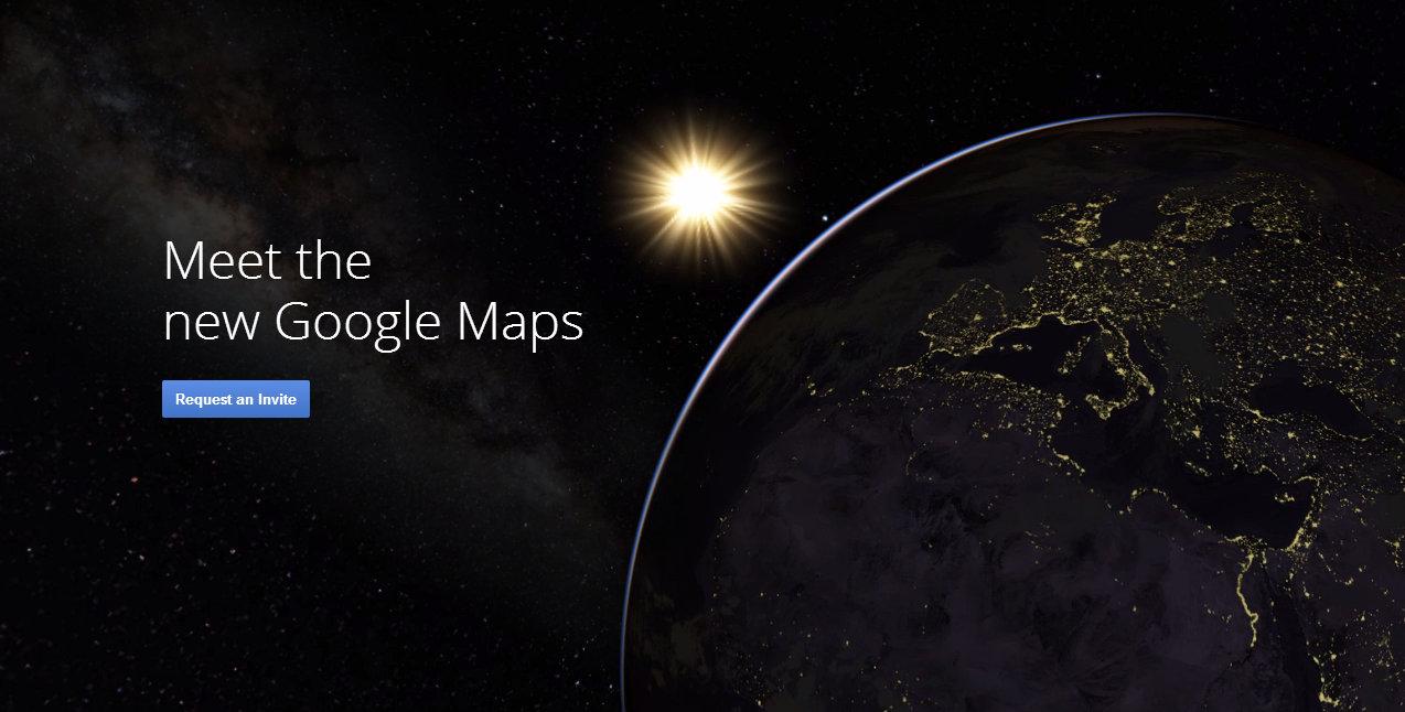 Um tour pelo novo Google Maps