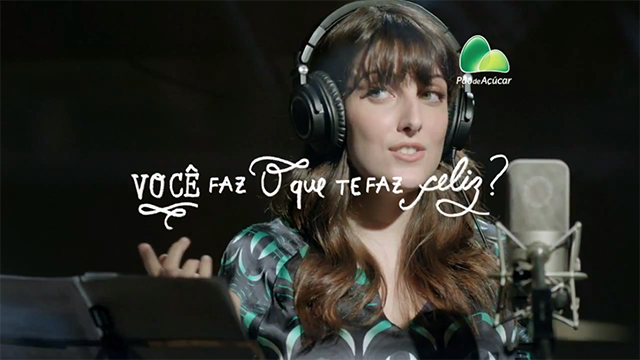 Pão de Açúcar estreia campanha com Clarice Falcão