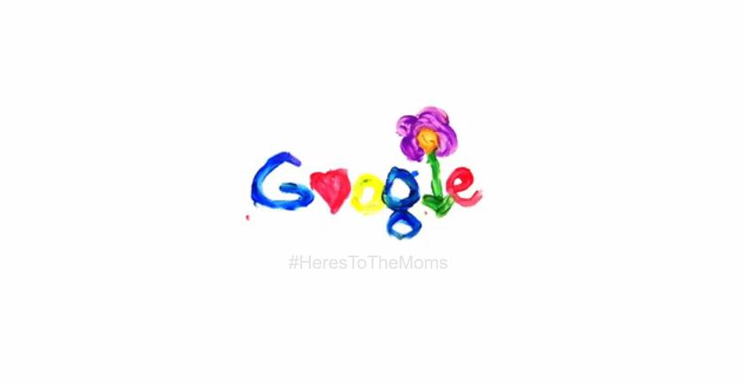 Google cria anúncio para o Dia das Mães