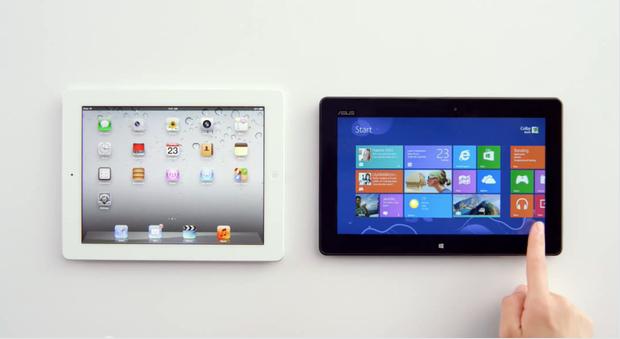 Microsoft usa Siri para zombar de recursos do iPad em comercial