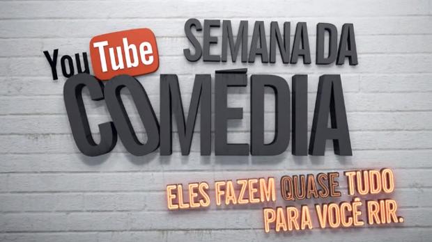Youtube estréia Semana da Comédia em um momento, no mínimo, inoportuno