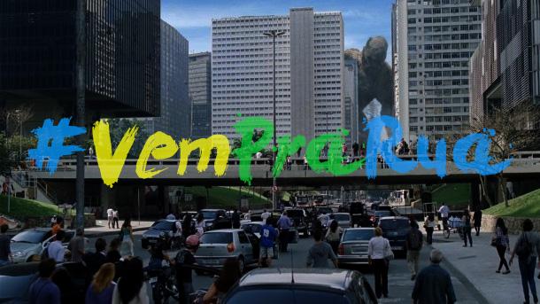 #VemPraRua e #OGiganteAcordou evidenciam perigo de se criar propagandas excepcionais