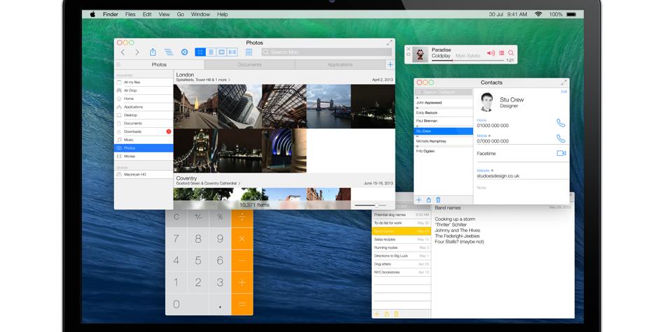 Desktop Ivericks