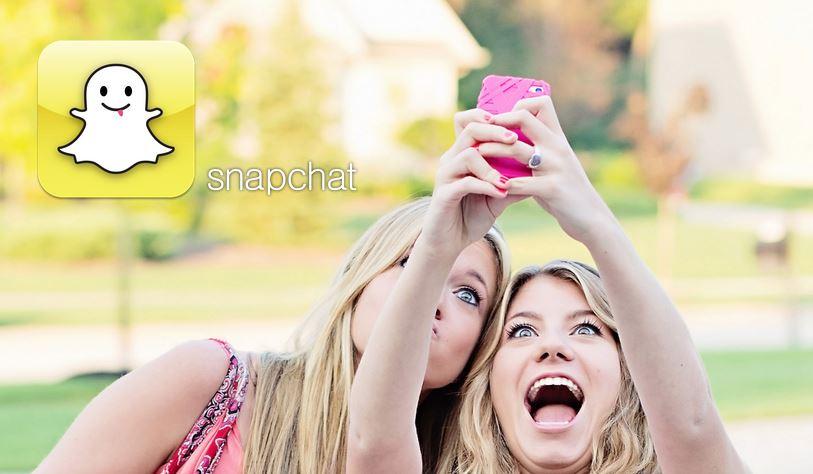 snapchat imagem oficial