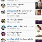 Instagram New Interface 2