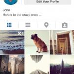 Instagram New Interface 3