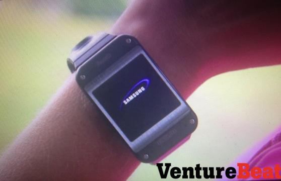 Se este for mesmo o relógio inteligente da Samsung ele será bem decepcionante