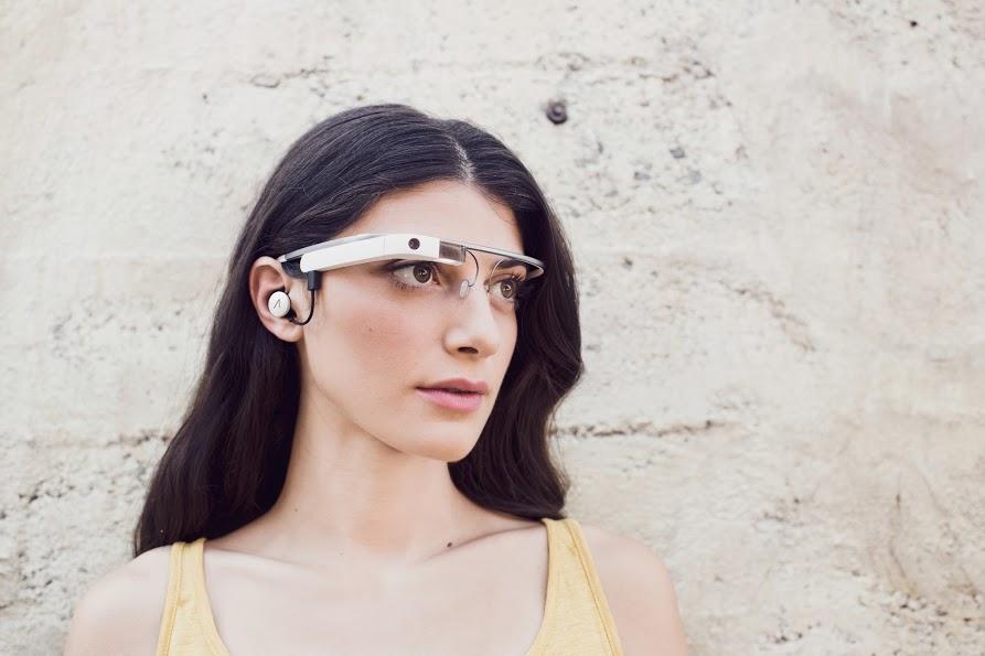 google glass novo com fone