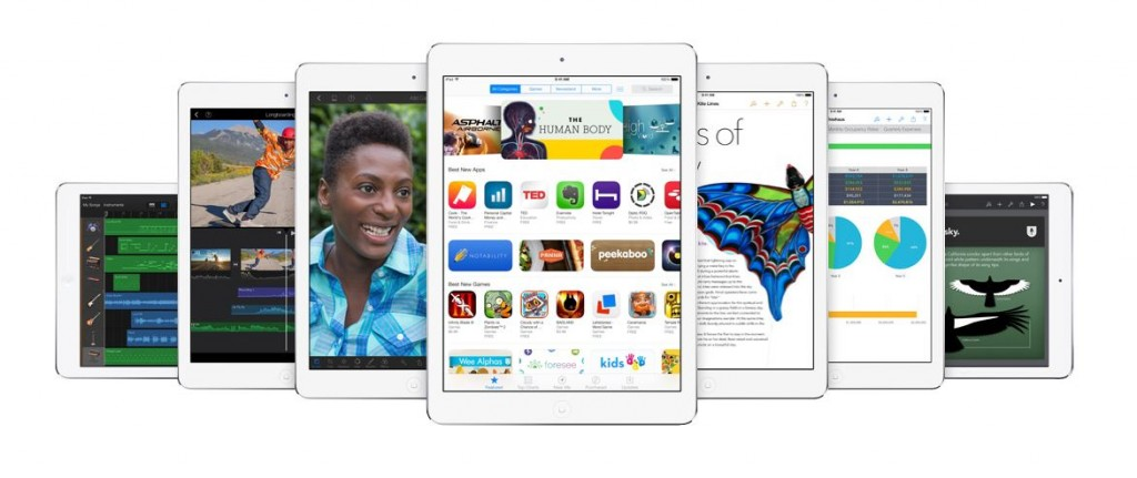 ipad air overview