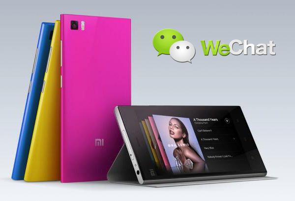 XiaoMi-Mi3-We-Chat