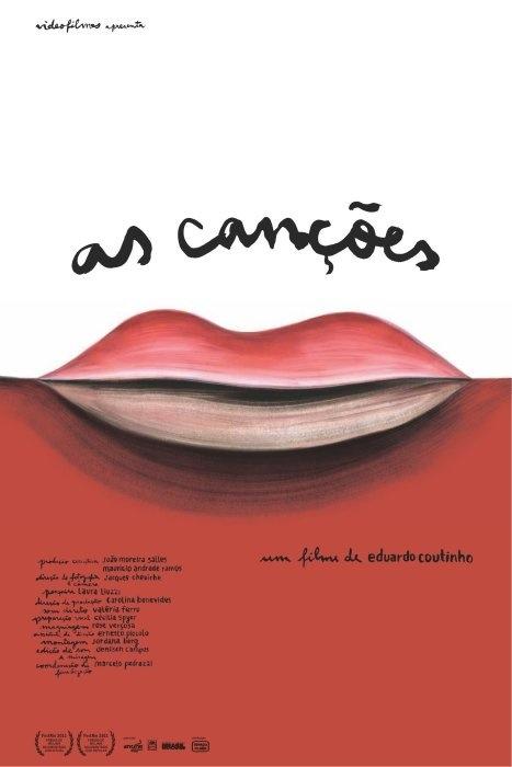 As Canções, de Eduardo Coutinho, é um filme sobre o amor
