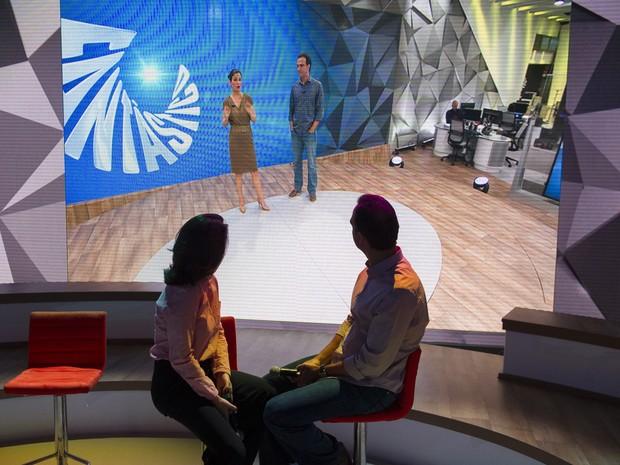 Globo transforma Fantástico em Big Brother do jornalismo para se aproximar do público