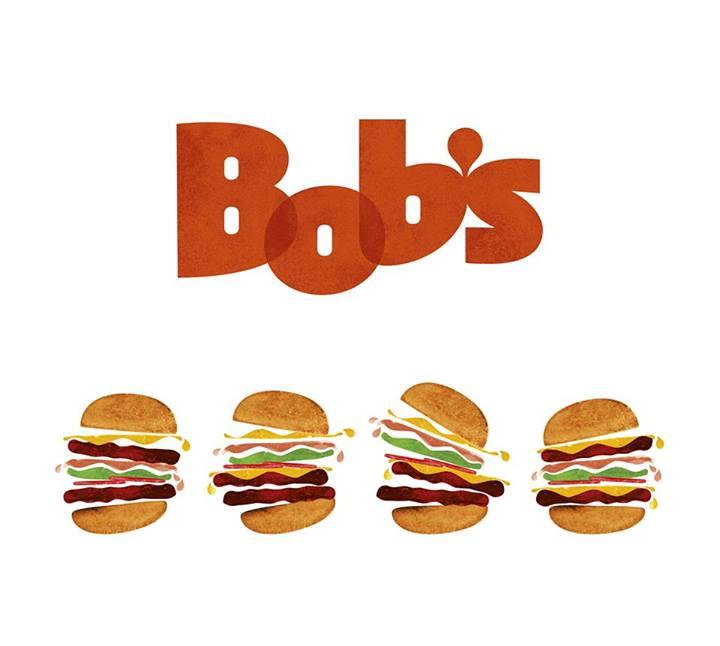 Bobs nova marca burgers