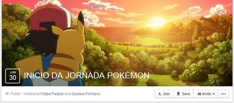 inicio da jornada pokemon
