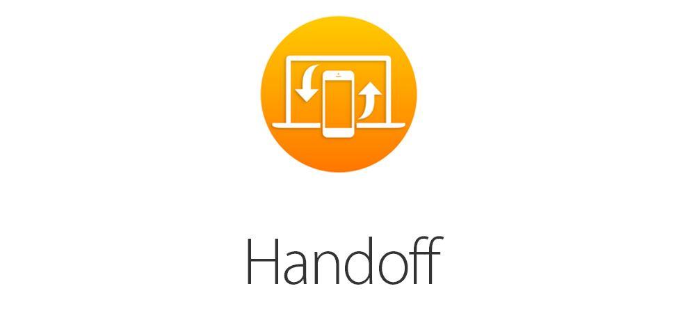 Handoff iOS 8 OSX Yosemite