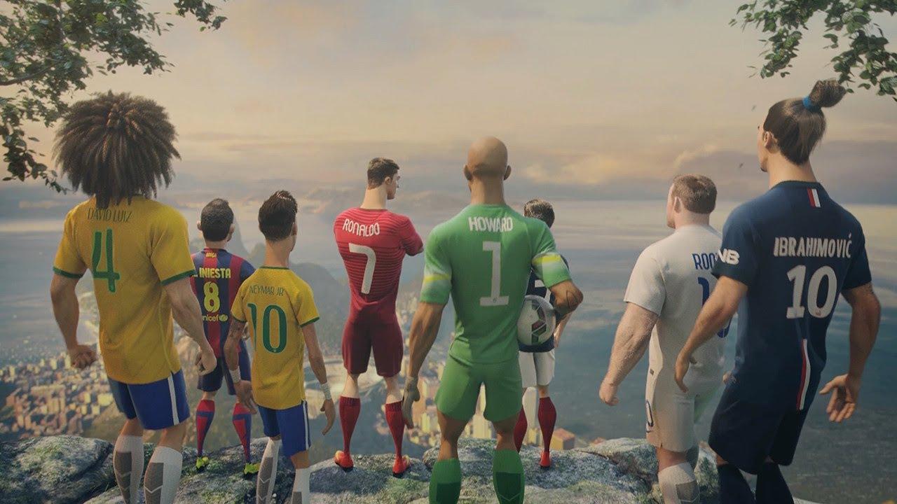 Nike O Último Jogo