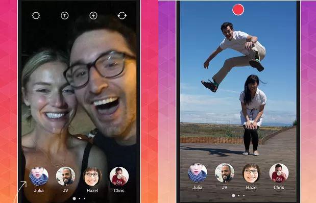 Instagram resolve entrar na briga contra Snapchat com o app Bolt.