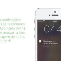 WhatStatus: um app pra te avisar quando um contato do Whatsapp fica online