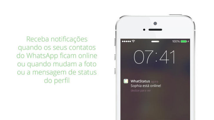 WhatStatus: um app pra te avisar quando um contato do Whatsapp fica