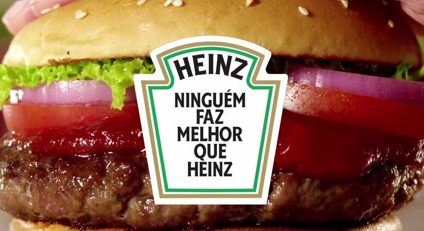 Heinz explora presença mundial e reforça qualidade em estreia de anúncio pra TV