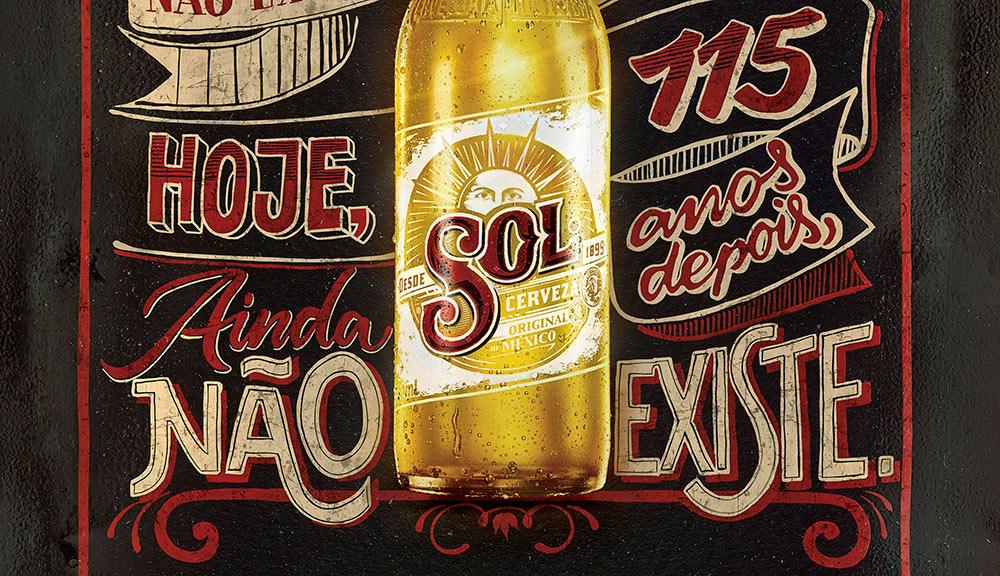 Espíritu Libre: Cerveja Sol Premium revela nova identidade visual e estreia propaganda na TV