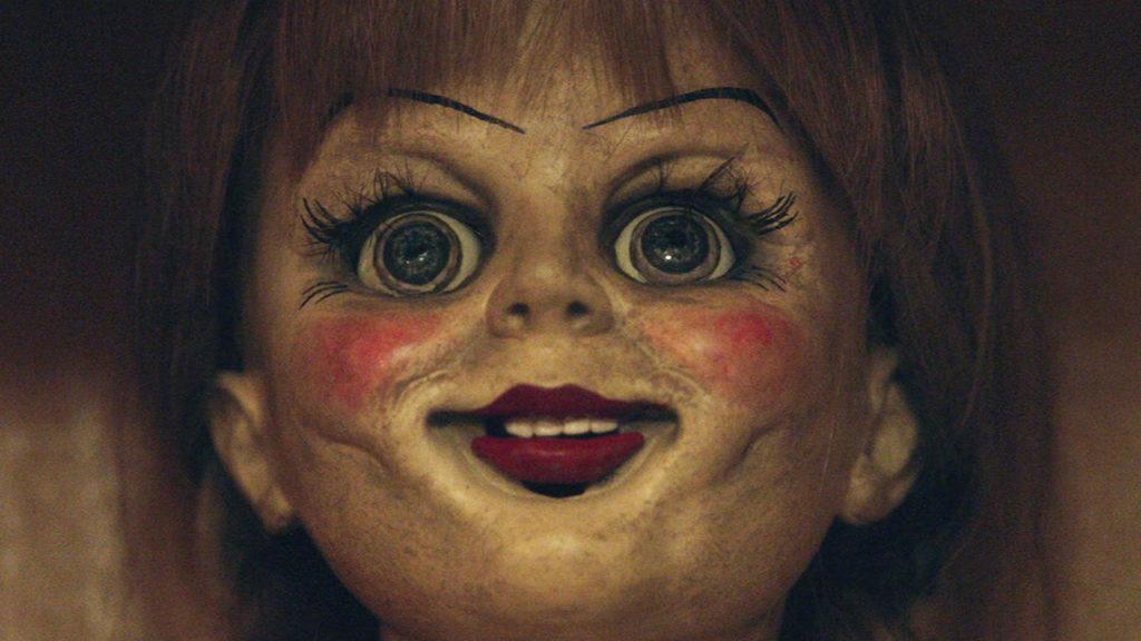 Cinema em dose dupla, parte I – Annabelle