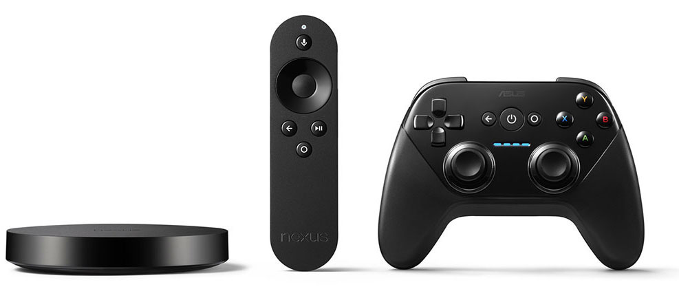 Nexus Player: a Apple e Amazon acabam de ganhar um concorrente de peso nos Set-Top Boxes