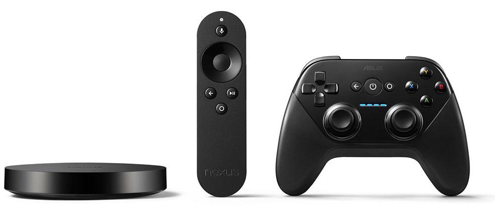 google-nexus-player-set-top-box-controle-remoto-controle-games-reproducao-divulgacao-blog-geek-publicitario