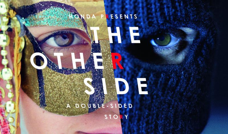 On The Other Side: o anúncio interativo sensacional da Honda para promover novo Civic
