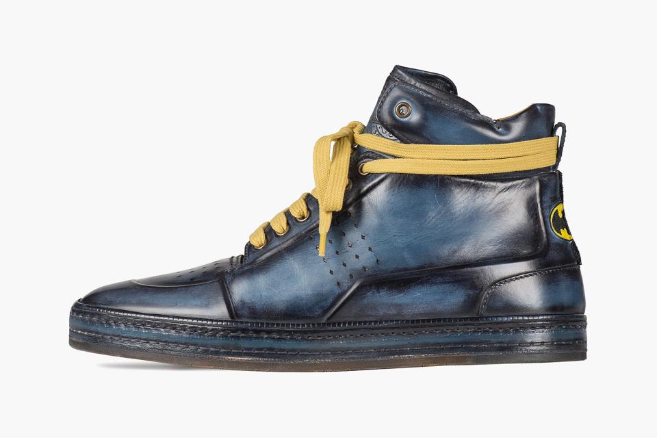 Marca francesa lança Sneaker em comemoração aos 75 anos do Batman