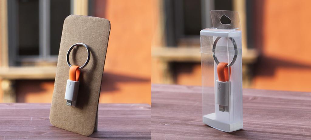 Até a embalagem é pensada pare reduzir ao impacto ambiental.