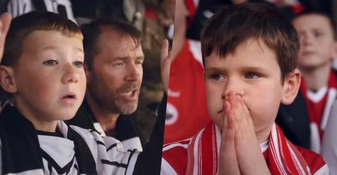KFC explora espírito esportivo no futebol em anúncio para o Reino Unido