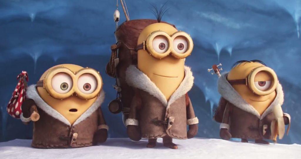 O filme dos Minions já tem trailer e ele é sensacional! Assista aqui.