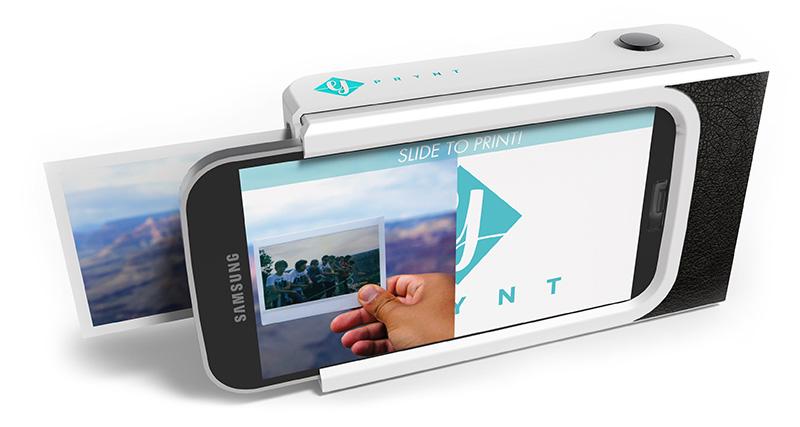 Prynt: Este dispositivo transforma qualquer smartphone em uma Polaroid