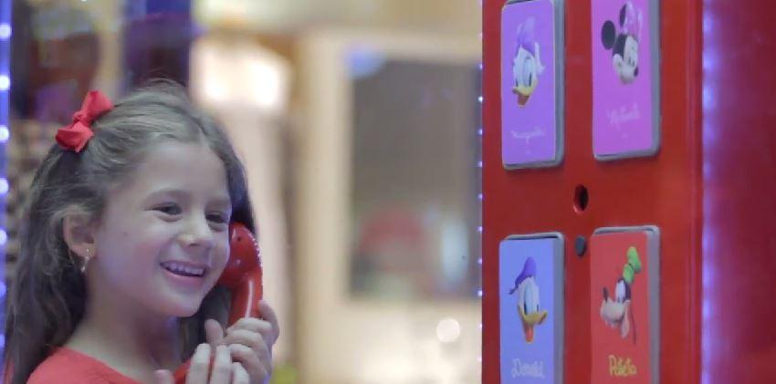Telefone Mágico Disney conecta crianças e adultos aos seus personagens favoritos