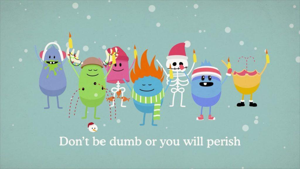 Dumb Ways to Die ganha versão natalina ao som de Alegria do Natal