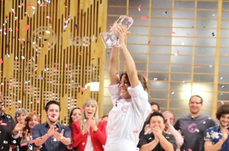 Com 1º lugar no Ibope e Elisa vencedora, MasterChef Brasil chega ao fim :(
