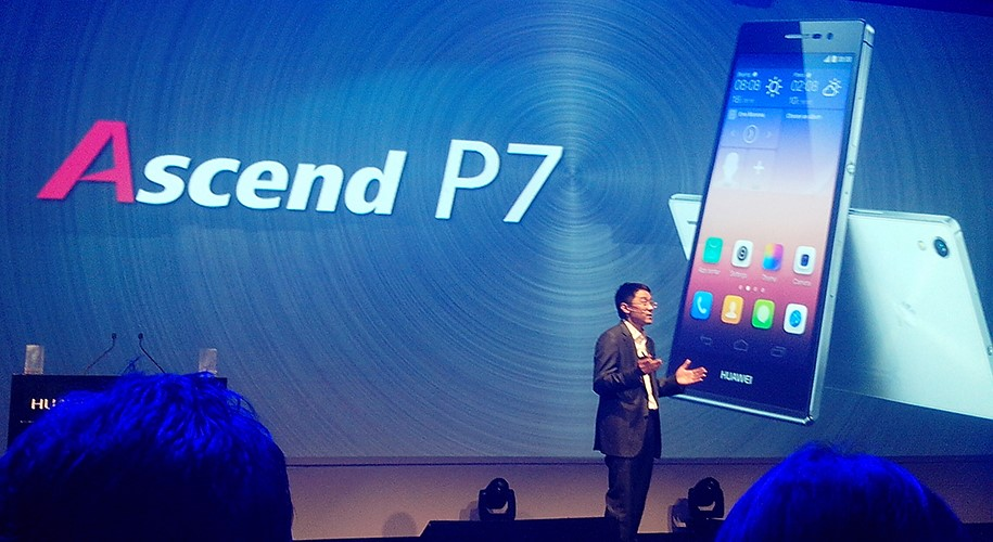 Ascend P7 é a mais nova aposta da Huawei para o mercado Brasileiro