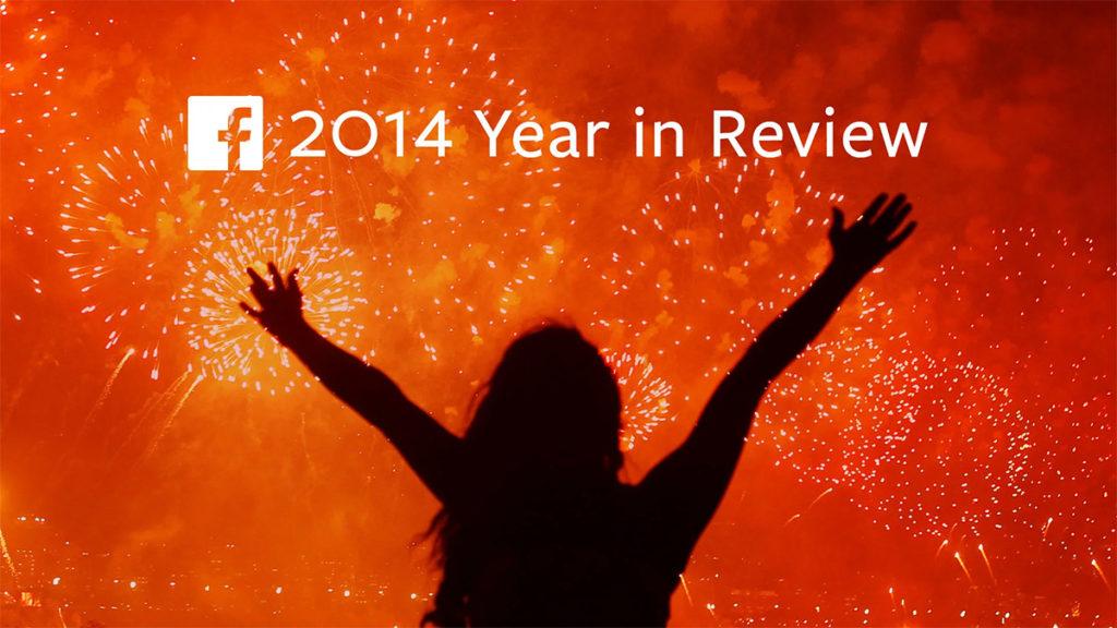 Facebook divulga video-retrospectiva com os destaques de 2014 na rede social