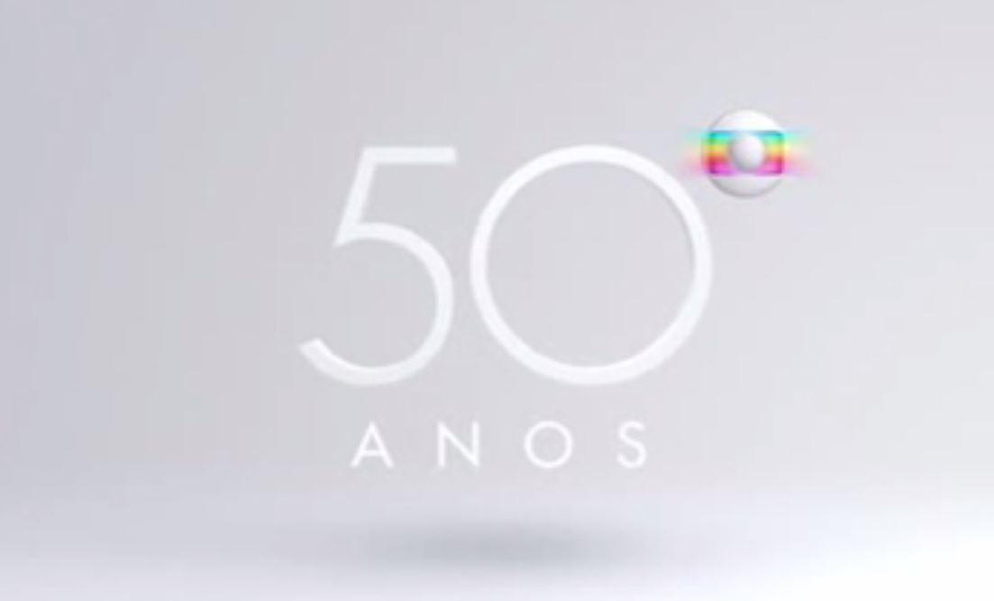 Globo estreia teasers de vem a 2015 e lan a vinheta de - Globos 50 anos ...