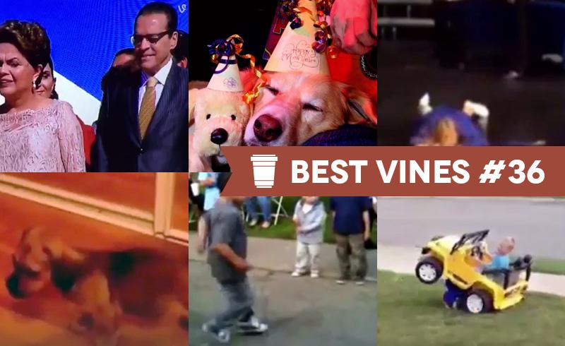 Best Vines #36 – Os 10 Melhores Vines da Semana