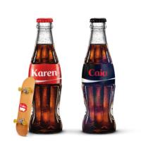 Após sucesso, Coca-Cola amplia ação com nomes nas embalagens