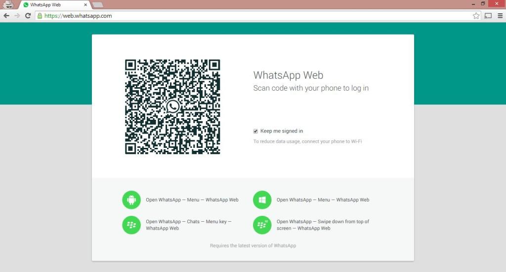 Página do app até agora não passou muitas informações de como o app deve funcionar.