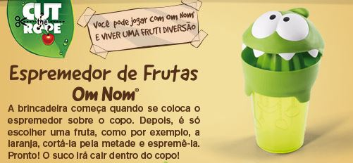 OmNom-espremedordefrutas-Thecutrope-mcdonalds-mclanchefeliz-geekpublicitario