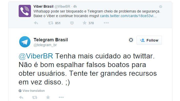 discussao-viber-telegram-twitter-blog-geek-publicitario