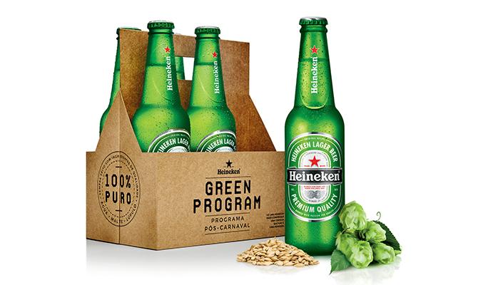 Green Program: Heineken lança programa pós-carnaval para que você recupere seu paladar