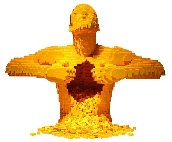 homem-amarelo-lego-nathan-sawaya-blog-geek-publicitario