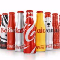 Coca-Cola lança promoção Minigarrafinhas da Galera