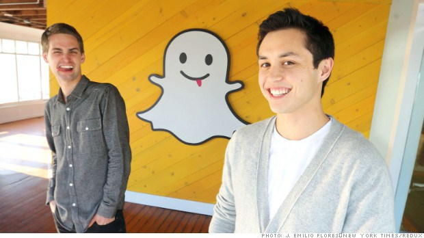 Snapchat-Evan-Spiegel-and-Bobby-Murphy