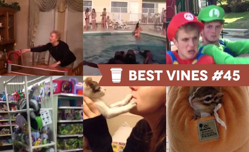 Best Vines #45 – Os 10 Melhores Vines da Semana